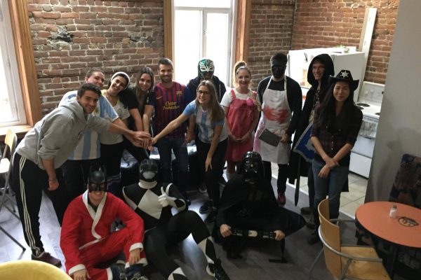 Halloween Team Building